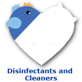 Bird Disinfectants and Cleaners