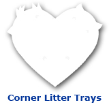 Small Animals Corner Litter Trays