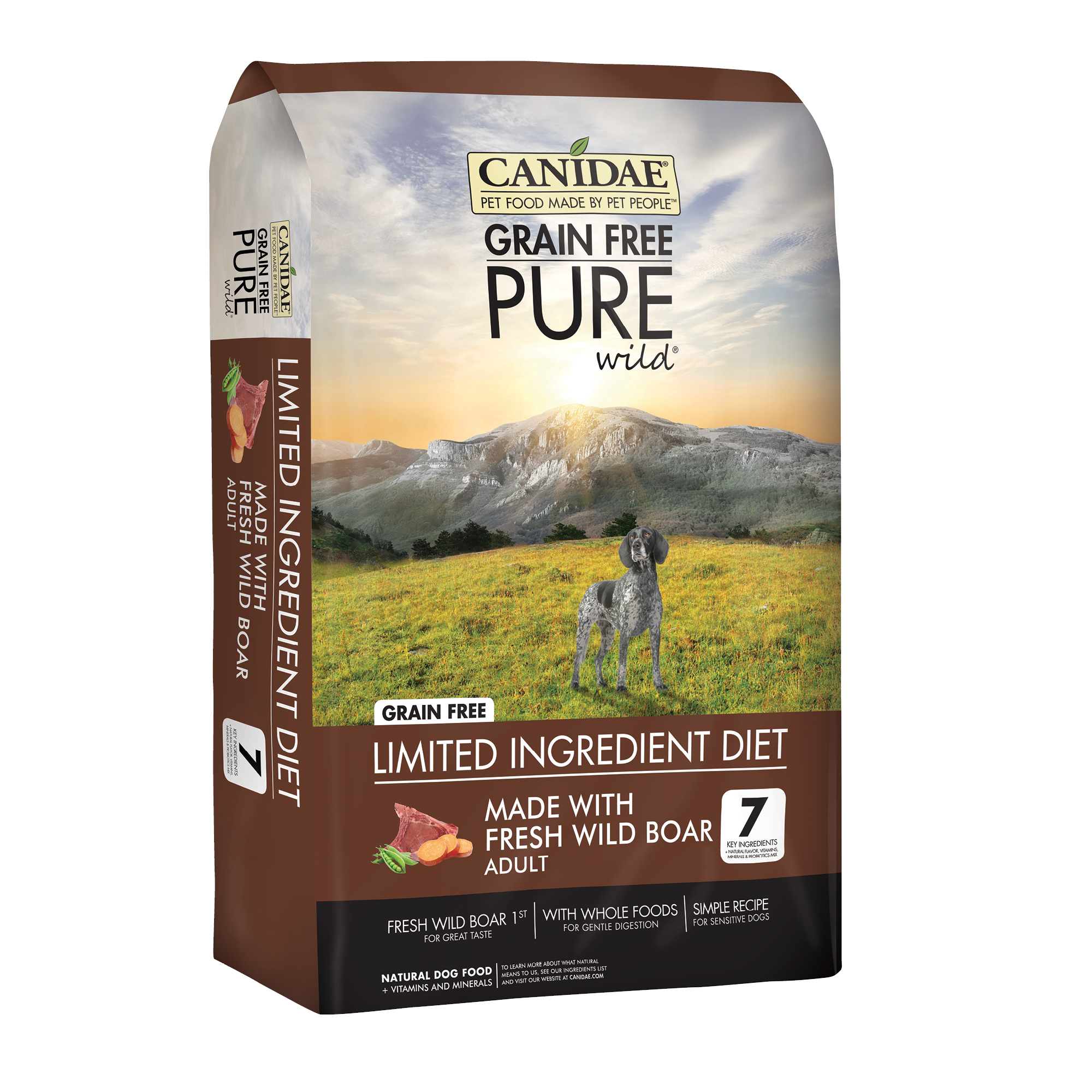 Canidae Grain Free Pure Wild Dog