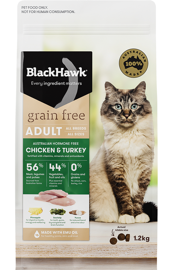 bh220 grain free chicken turkey 1kg