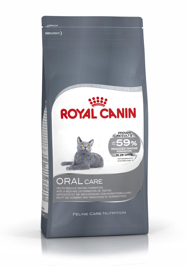 Royal Canin Oral Care Cat Dry Food