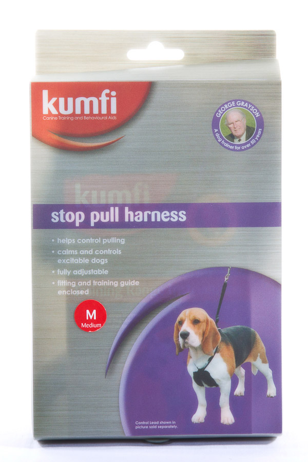 Kumfi Stop Pull Dog Harness