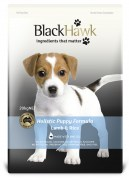 Black Hawk Dog Puppy Lamb and Rice