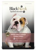Black Hawk Dog Adult Chicken and Rice