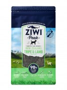 Ziwipeak Air Dried Tripe and Lamb Dog Food 2.5kg