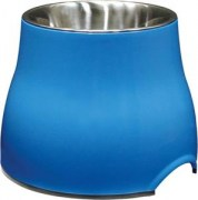 Dogit 2 in 1 Elevated Dog Bowl Blue