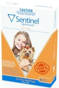 Sentinel Spectrum for Very Small Dogs