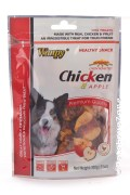 Wanpy Chicken Jerky with Apple
