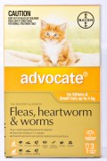 Advocate Small Cat Flea Treatment
