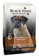 black hawk large breed puppy 20kg