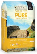 CANIDAE Grain Free Pure FOUNDATIONS Puppy