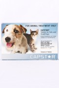 Capstar Cat Dog Flea Treatment