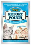 Wanpy cat pouch chicken and crab