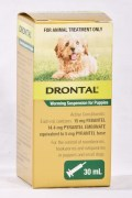Drontal Worm Suspension