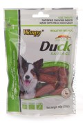 Dog Wanpy Duck Sausages