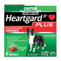 heartgard plus med dog green