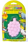Mineral Nibble Block - Assorted Fruits