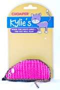 Chomper Kylie's Knitted Single Mouse Large