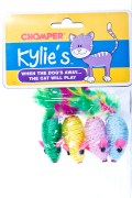 Chomper Kylie's Feather Mouse Rattlers