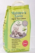 Nature's Love Paper Pellet Cat Litter