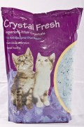 Crystal Fresh Silica Cat Litter