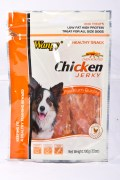 Wanpy Dry Chicken Jerky Strips