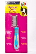 Euro-Groom Mini Shedding Comb - Small Pets
