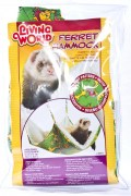Living World Deluxe Ferret Hammock Green 41cm