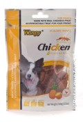 Dog Wanpy Chicken Jerky with Pineapple
