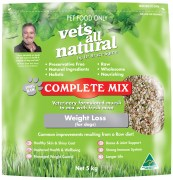 Vets All Natural Complete Mix for Dogs Weight Loss
