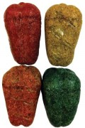 Veggie Patch Nibblers Capsicum - Pack of 4