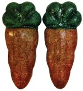 Veggie Patch Nibblers Carrots - Pack of 2