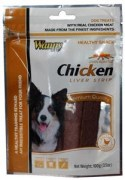 Wanpy Chicken Liver Strips Dog Treat